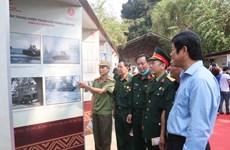 Exposición para conmemorar 45 años de liberación de provincia vietnamita de Dak Lak