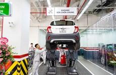 Inaugura VinFast 18 talleres de reparación de automóviles en Vietnam