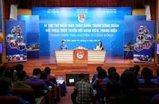 Dirigente de agrupación juvenil dialogará con jóvenes de todo el país