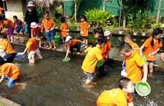 Hanoi por incentivar el ecoturismo agrícola