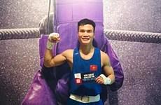 Boxeador da a Vietnam quinto boleto para los Juegos Olímpicos de Tokio 2020