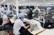 Camboya recibe 200 contendedores de materias primas textiles de China