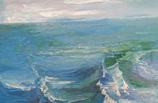Exponen obras maestras de grandes pintores rumanos y vietnamitas en Hanoi