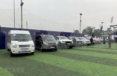 Ventas de automóviles en Vietnam aumentan en febrero