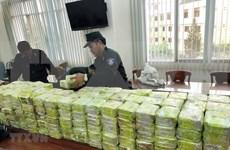 Países sudesteasiáticos promueven cooperación en lucha contra las drogas