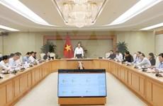Lanzará Vietnam plataforma de informes gubernamentales
