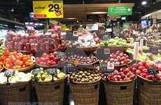 Exportaciones de fruta de Tailandia enfrentan dificultades