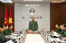 Ejército de Vietnam se prepara para responder ante posibles escenarios del COVID-19