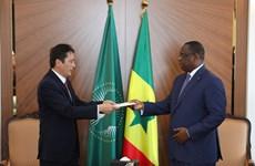 Desea Senegal estrechar lazos con Vietnam