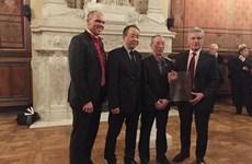 Nombra Vietnam a cónsul honorario en ciudad francesa de Marsella