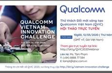 Qualcomm lanza concurso para startup de tecnología en Vietnam