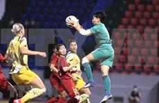 Vietnam pierde ante Australia en fútbol femenino y se despide del sueño olímpico