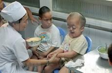 Lanzan en Vietnam movimiento a favor de víctimas de dioxina