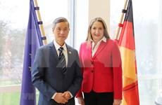 Estrecha Vietnam lazos con el estado alemán de Baja Sajonia