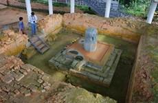 Excavan a gran escala en sitio vietnamita de reliquias de Cat Tien