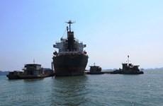 Disminuye atraque de barcos en puertos vietnamitas