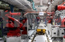 Tailandia aspira a convertirse en centro de vehículos eléctricos de ASEAN