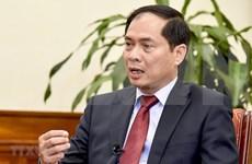 Ratifica Canadá apoyo a Vietnam en año presidencial de ASEAN