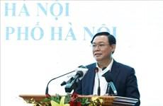 Repasan logros del Comité partidista de Hanoi a 90 años de su fundación