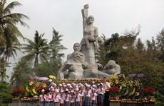 Rinden homenaje en provincia vietnamita a víctimas de la matanza de Son My