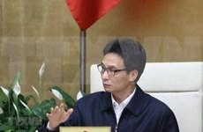 Empeñado Vietnam en desplegar fuertes medidas para contener el COVID-19