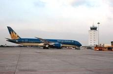 Recibe provincia vietnamita vuelos procedentes de Europa