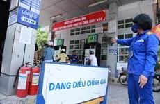 Caen precios minoristas de la gasolina en Vietnam