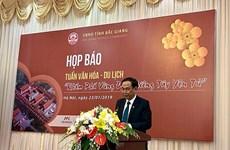Provincia vietnamita de Bac Giang ve señales alentadoras para desarrollo turístico