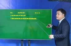 Aceleran en Vietnam aplicación tecnológica en educación