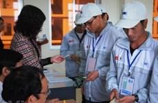 Realizarán exámenes de idioma coreano para trabajadores vietnamitas en línea