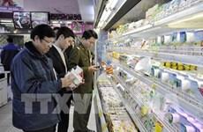 Hanoi ocupa el primer lugar en la inocuidad alimentaria