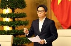 Fuerza del pueblo coadyuva en Vietnam a controlar la epidemia, afirma vicepremier