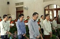 Encarcelan a individuos por actos subversivos contra la administración popular