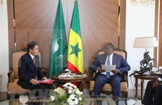 Vietnam y Senegal firmarán acuerdos para impulsar el comercio