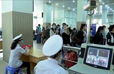 Vietnam y Camboya trabajan para garantizar transporte de mercancías transfronterizo