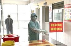 """COVID-19: Más casos """"importados"""" en Vietnam, todos controlados desde aeropuertos"""