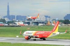 Aerolíneas vietnamitas suspenden operación de rutas internacionales