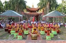 Celebrarán en Vietnam principales ritos en homenaje a los reyes Hung