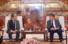 Destaca Hanoi importancia de proyectos de inversión japonesa