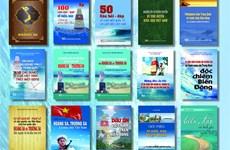 Publican más de 20 libros sobre soberanía marítima e insular de Vietnam