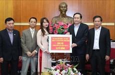 Nutrida participación en movimiento de lucha contra COVID-19 en Vietnam