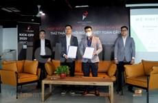 Convocan en Hanoi quinto concurso para emprendedores vietnamitas VietChallenge 2020