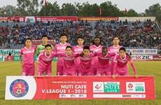 Club de fútbol vietnamita se ubica entre los 100 mejores equipos de Asia