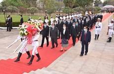 Celebra Laos aniversario 65 de la fundación del Partido Popular Revolucionario