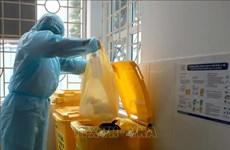 Aplican en Tailandia medidas estrictas para eliminar desechos de COVID-19