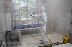 Médico vietnamita infectado con COVID-19