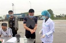 Inauguran primer punto de lavado de manos gratis en Vietnam para hacer frente al COVID-19