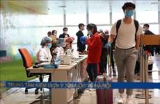 Pasajeros deben realizar declaraciones médicas antes de subir a vuelos domésticos en Vietnam