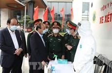 Medios internacionales alaban esfuerzos de Vietnam para contener el COVID-19