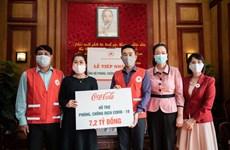Acompaña Coca-Cola a Cruz Roja de Vietnam en lucha contra COVID-19
